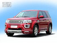 Обвес Titan на Land Rover Freelander