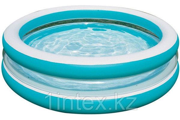 Надувной бассейн INTEX Бирюза