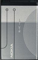 Заводской аккумулятор для Nokia 6700 Slide (BL-4C, 890mah)