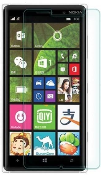 Противоударное защитное стекло Crystal на Nokia X