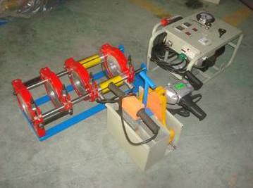 Аппарат для сварки полиэтиленовых труб Ду-63-160 (гидравлический)