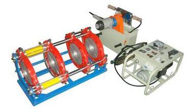 Аппарат для сварки полиэтиленовых труб Ду-160-315 (гидравлический)