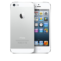 Смартфон Apple iPhone 5 16Gb, GSM 900/1800/1900, 3G, LTE, iOS 6, 8Mpx, Nano-SIM, алюминий и стекло, White