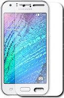 Противоударное защитное стекло Crystal на Samsung Galaxy J1 J100F, фото 1