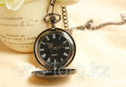 """Часы карманные """"Black&Wight"""""""