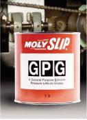 Смазка водостойкая MOLYSLIP GPG