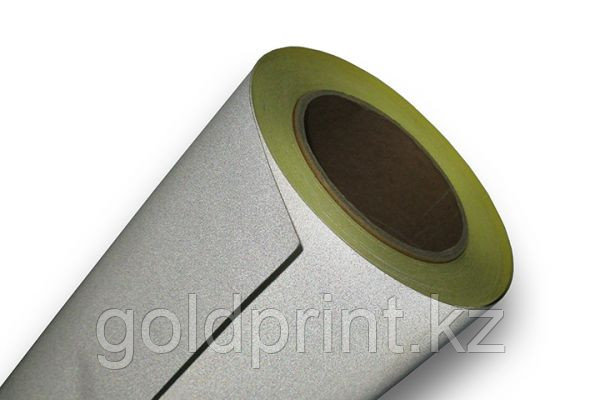 Светоотражающая пленка для печати 1,24м*45,7м сольвент/экосольвент