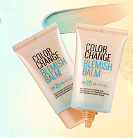Welcos Lotus BB Cream Color Change Blemish Balm SPF25 PA++