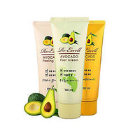 THE EXCELL AVOCADO FOOT CREAM Крем для ног с маслом авокадо