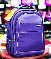 "Рюкзак на колесах""Asialeopard"", 34х20х50см (фиолетовый)"