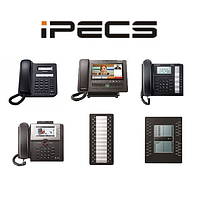 IP телефоны для IP АТС iPECS