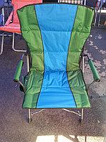 Стул для рыбалки складной, кресло складное для рыбалки и дачи (разные цвета)