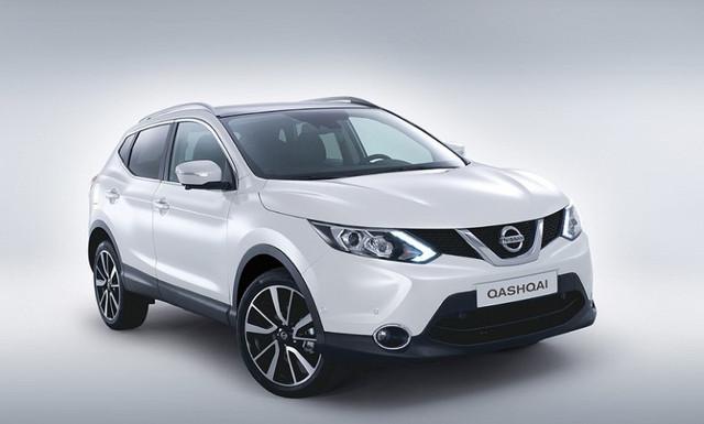 Nissan qashqai 2014-
