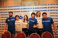 Футболки для участников алматинского марафона