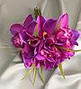 Букет  фиолетовых орхидей (искусственный)