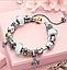 Браслет Pandora + Серьги Dior в подарок, фото 2