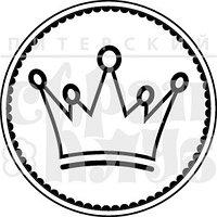 "ФП штамп ""Корона принца"""