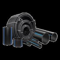 Пластиковая труба ф40*3,0  12,5МПа