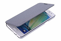 Чехол Nillkin Sparkle leather case для Samsung Galaxy A3 A300 (кожаный, черный)