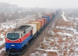 Экспортные перевозки из городов Казахстана