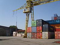 Терминальная обработка  20ft контейнера (не инвентарного парка)