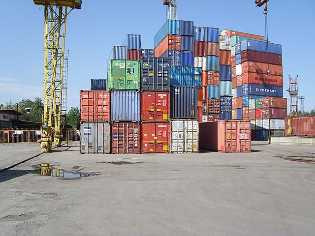Услуги контейнерного терминала в г.Алматы