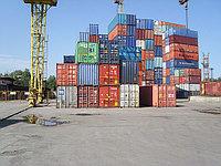 Отправка порожних и  груженных 20ft контейнеров, фото 1