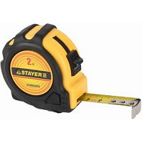 "Рулетка STAYER ""STANDARD"" ""TopTape"", 3х19мм"