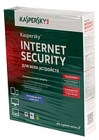 Антивирус Kaspersky Internet Security 2014 CIS 2-Desktop 1 year, Продление