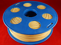 Светло-коричневый ABS пластик Bestfilament 1 кг (1,75 мм) для 3D-принтеров