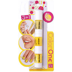 Style Me Up Color One 3 in 1 (Желтый Лимон)