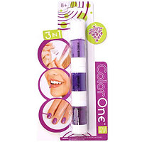 Style Me Up Color One 3 in 1 (Фиолетовый)