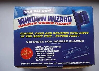 Щетка Window Wizard для мытья окон