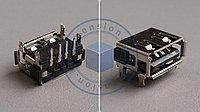 USB 2.0 разъем FUJITSU Lifebook AH530 AH531