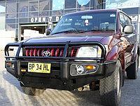 Бампер передний для Toyota Land Cruiser Prado 90