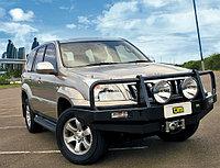 Бампер передний для Toyota Land Cruiser Prado 120