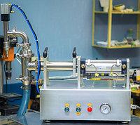 Установка (Дозатор) для розлива густых продуктов различной степени вязкости, фото 1