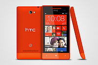 "Смартфон HTC 8S, Win Phone 8, 1GHz/512MB/4GB, 4.0"" LCD, mSD, WiFi/BT/GPS, red"