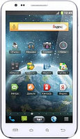 "Смартфон Qumo Quest 570, Android 4.1, 1.2GHz/1GB/4GB, 5.7"" IPS, mSD, WiFi/BT/GPS/Dual Sim, white"