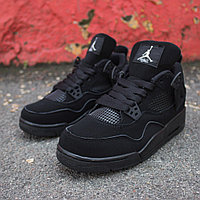 "Кроссовки Air Jordan IV(4) Retro ""Black Cat"""
