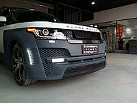 Обвес Hamann (Пластик РР материал) на Range Rover Vogue 2013+