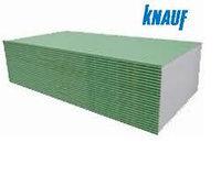 Гипсокартон Knauf влагостойкий потолочный 9.5 мм, фото 1