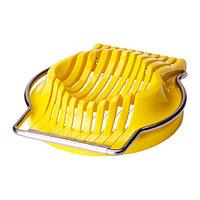 Яйцерезка СЛЭТ желтый ИКЕА Казахстан, IKEA, фото 1