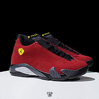 "Кроссовки Air Jordan 14 Retro ""Ferrari"""