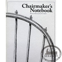 Книга Chairmakers Notebook, Peter Galbert