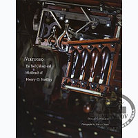 Книга Virtuoso: The Tool Cabinet and Workbench of Henry O.Studley