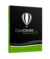 CorelDRAW Graphics Suite X8 Single User License Full Pack