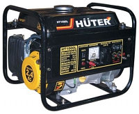 Электрогенератор бензиновый HUTER HT 1000L