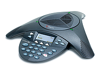 Конференц система Polycom SoundStation2 (analog) conference phone with display