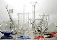 Лабораторная посуда и принадлежности из стекла